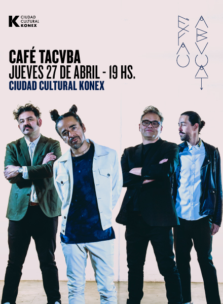 Ticketek CafeTacuba2 1